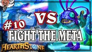 Ep10 Fight The Meta Ice Fishing 🍀🎲 ~ Hearthstone Rastakhan's Rumble