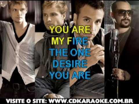 Backstreet Boys, The   I Want It That Way