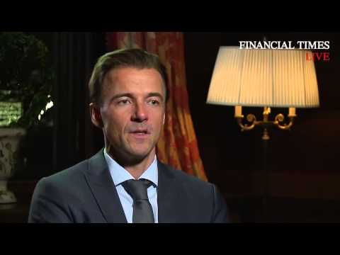 Financial Times & HP CIO Series: Stockholm
