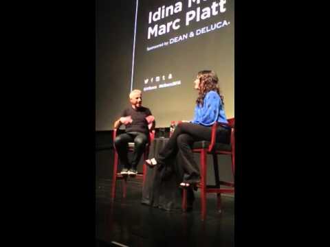 Idina Menzel TriBeCa Storyteller 4/18/2016