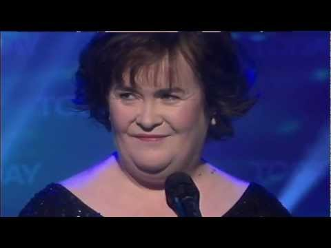 "Susan Boyle ~ ""The Winner Takes It All"" ~ Today Show (12 Nov 12)"