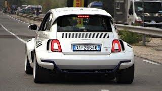 Italian Sportscars & Supercars Accelerating & Doing Launches!! - Ferrari, Lambo, Abarth & More!
