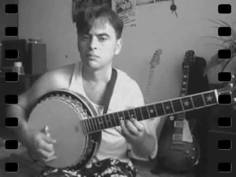 Mozart on banjo