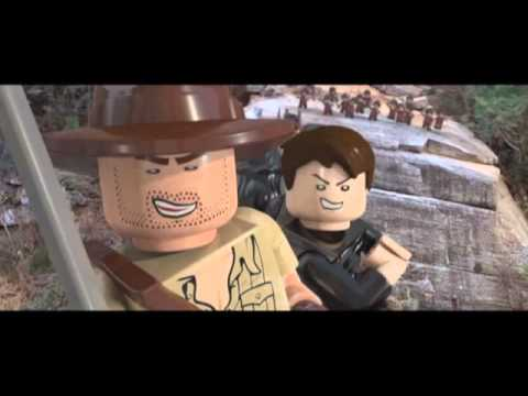 Lego Indiana Jones 2 Commercial
