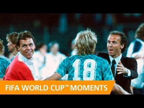 World Cup Moments: Holger Osieck