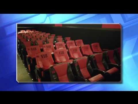 Salem Twin Cinema 33 News interview