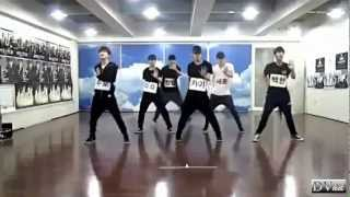 EXO K MAMA full dance practice DVhd