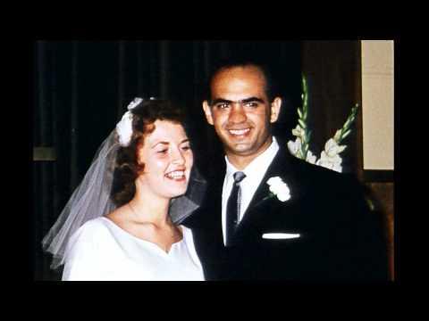Alice and Joe's 50th Wedding Anniversary