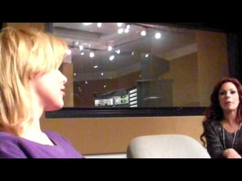 Kayden Kross and Kirsten Price on Loveline (1/03/2011)