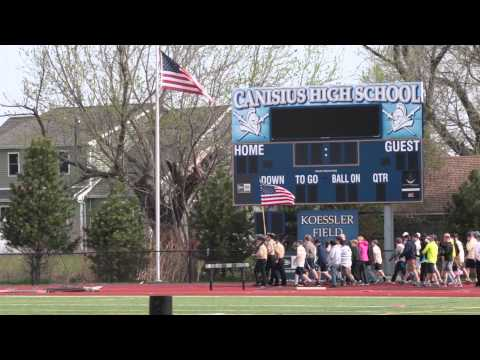 Canisius High School 2014 Relay for WNY Heroes - 05/11/2014
