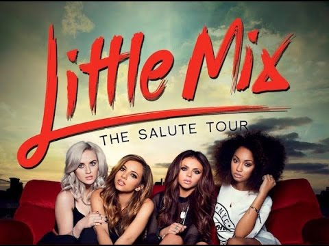 Little Mix - Nothing Feels Like You (live - The O2, Dublin, Ireland, June 2014) video