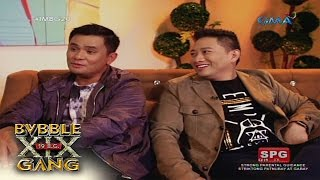 Ogie Alcasid's lasting memories on Bubble Gang