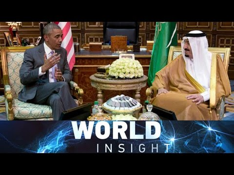 World Insight 04/22/2016 Saudi-US ties; Unstable oil prices