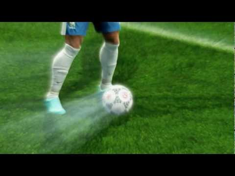 PES 2013 ♦ TEASER  ♦ NEYMAR SKILLS AND GOALS ♦ DRIBLES E GOLS