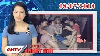 An ninh ngày mới ngày 08/07/2018 | Tin tức | Tin tức mới nhất | ANTV
