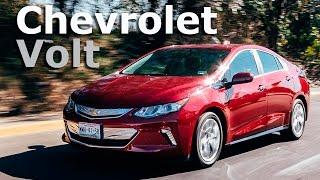 Chevrolet Volt 2016 - ecológico e ideal para ciudad como carretera | Autocosmos