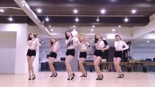 LABOUM - 「Hwi hwi」 dance practice ver.