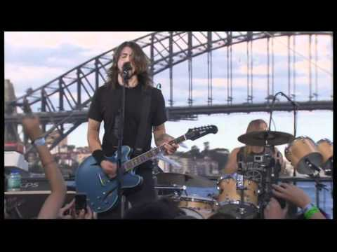 Thumbnail of video Foo Fighters - Bridge Burning