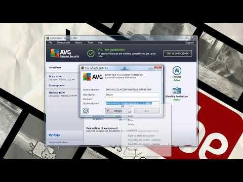 How to get AVG Anti Virus 2012 -FREE- READ DESCRIPTION