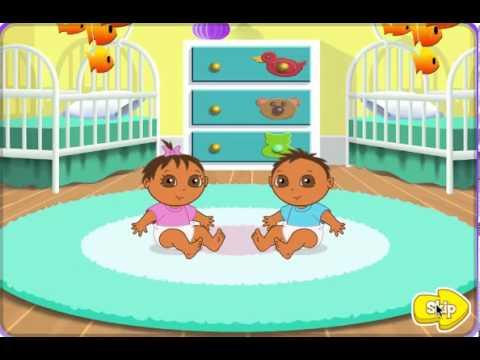 Juego Dora Twins Playtime