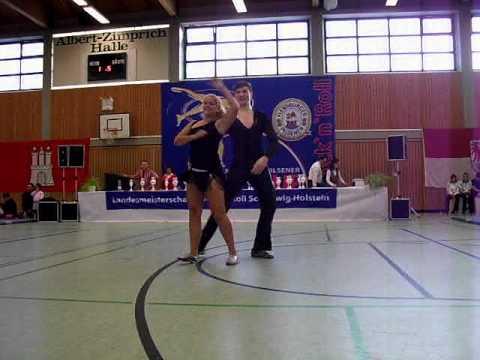 Nele Klüver & Sebastian Veletic - Landesmeisterschaft Schleswig-Holstein 2011