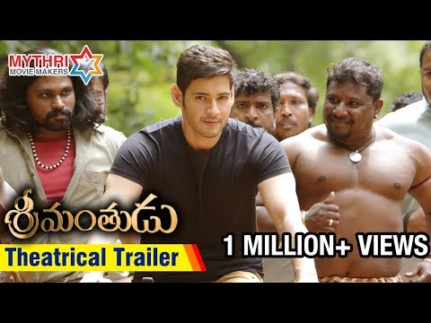 Watch Srimanthudu (2015) OnlSrimanthudune Free Putlocker