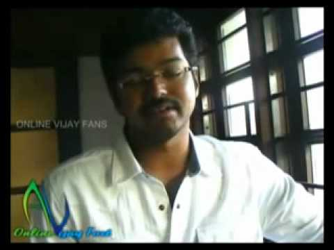 Vijay thanks to fans.mp4 video