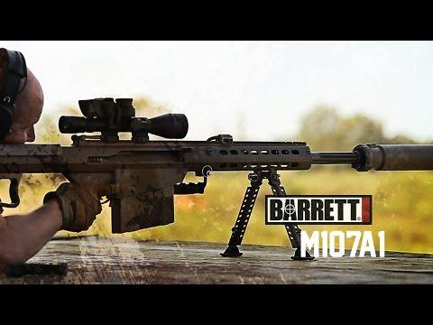Barrett M107A1
