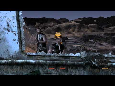 Fallout New Vegas Mods: New Vegas Bounties II - Part 1