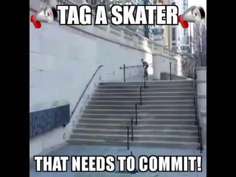 Tag someone who does not commit via @shreddittapp | Shralpin Skateboarding