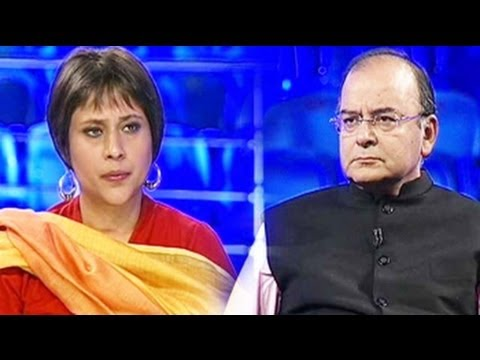 Problem of perception with Muslims: Arun Jaitley to NDTV