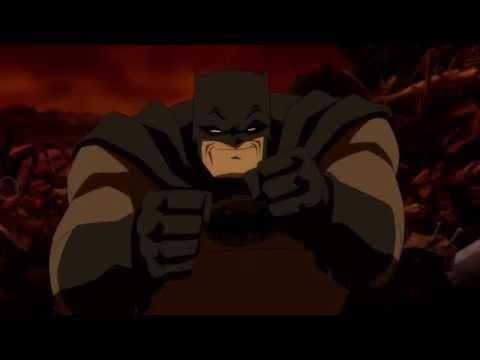 Первый бой Бэтмена с Главарем Мутантов
