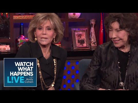 Did Donald Trump Ever Ask Jane Fonda Out? | WWHL