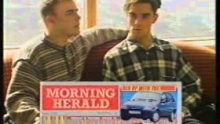 Take That - The Ozone Special in Austrialia - 1994 ** PART 2/3 **