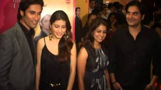 BOLLYWOOD NEWS TIME SCREENING OF FILM CHALO DRIVER