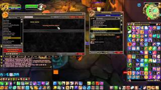 WoW MoP How to make gold in leatherworking 5.1!