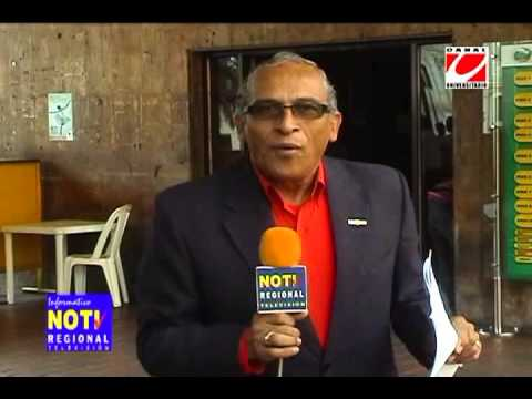 Noti Regional Tv. Junio 7 2 014 video