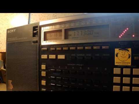 18 05 2016 Eye Radio in English to Sudan 1617 on 17730 unknown tx site