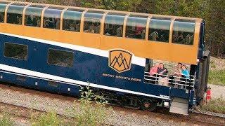 My Luxurious Train Ride On The Rocky Mountaineer