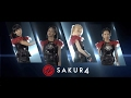 SAKUR4 From SHOJO COMPLEX「Justice Knight」