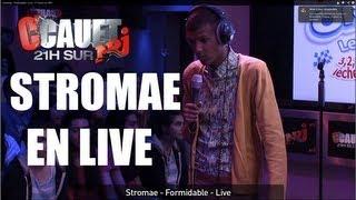 Stromae - Papaoutai - Live - C'Cauet sur NRJ