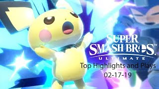 [Super Smash Bros. Ultimate] Top Highlights and Plays of the Week | 02-17-19