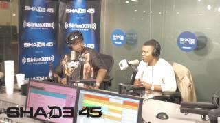 Dj Kayslay Interviews Marc John Jefferies on Shade45 SiriusXM