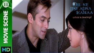 Riya Sen hugs Salman Khan - Dil Ne Jise Apna Kahaa
