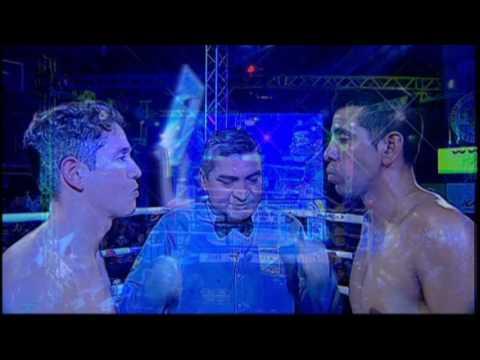 JUAN LEAL vs DIEGO RIVAS - TRB BOXEO
