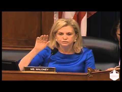 Dem Rep Carolyn Maloney: Send DHS Employees on Field Trip to Ground Zero To Boost Morale