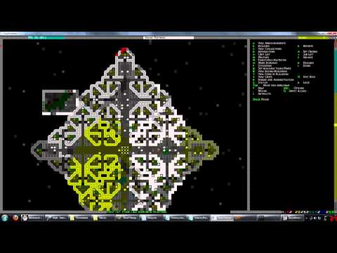 Let's Play Dwarf Fortress: Masterwork Mod S1E40 Dwarven Textiles?