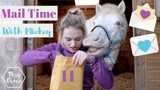Mail Time With Mickey 11 | This Esme