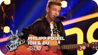 Philipp Poisel - Ich & Du (Joey) | Blind Auditions | The Voice Kids 2018 | SAT.1