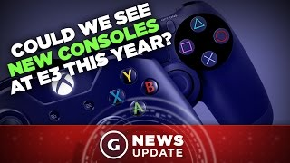 GameStop Expecting New Console Announcements at E3 - GS News Update